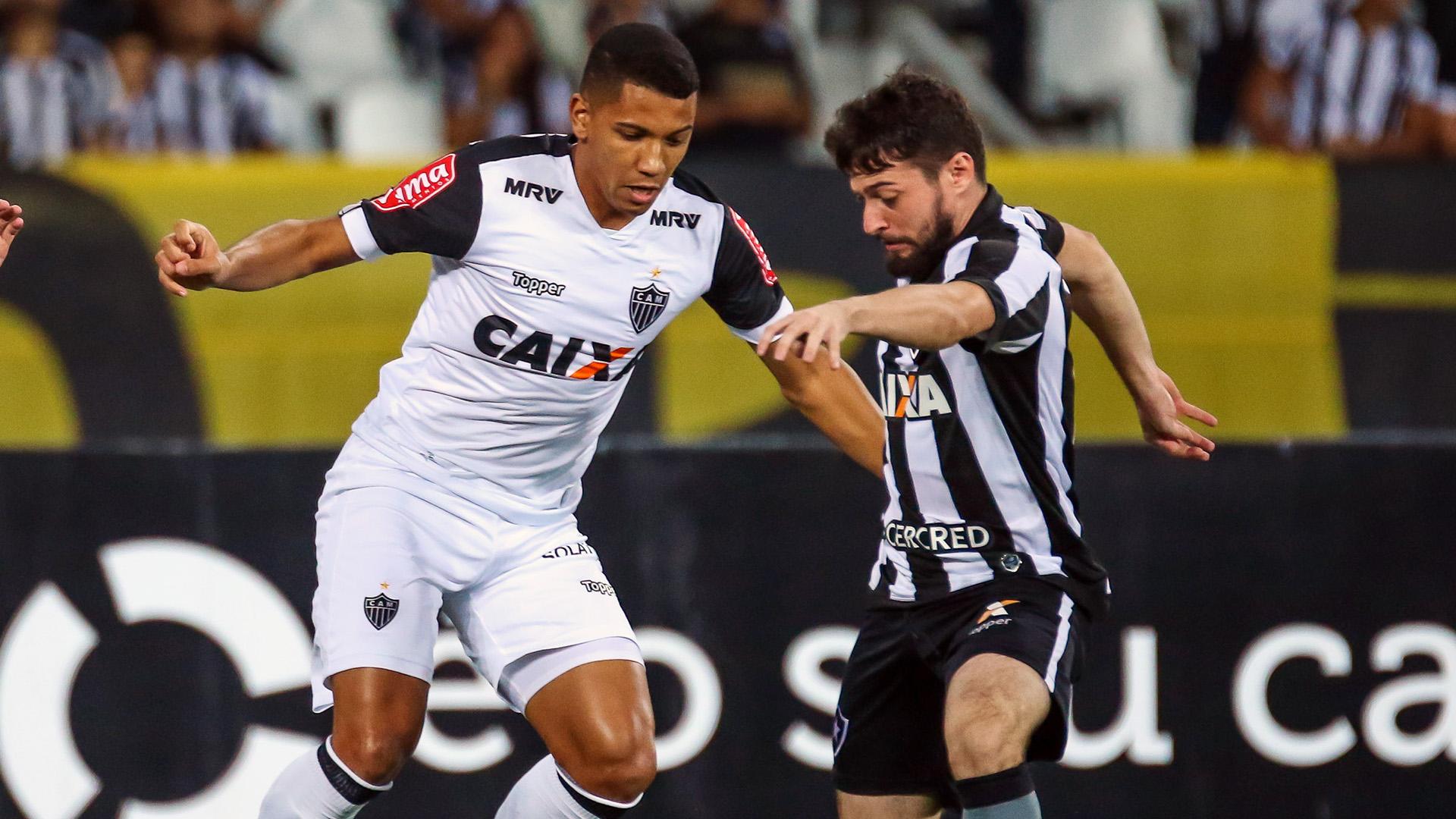 Joao Paulo Botafogo Atletico-MG Copa do Brasil 26072017