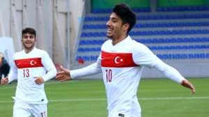 Berkay Ozcan Turkey U19