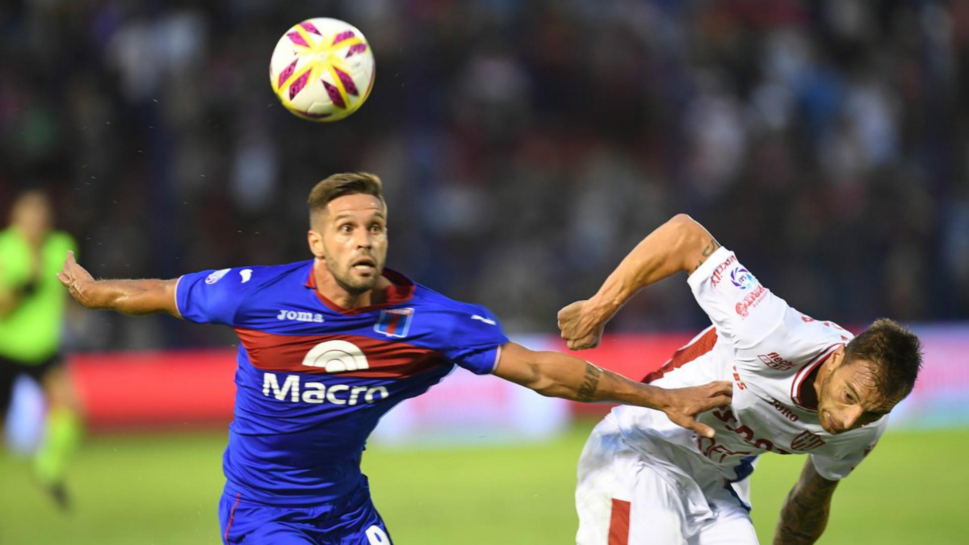 Walter Montillo Tigre Union Superliga 11032019