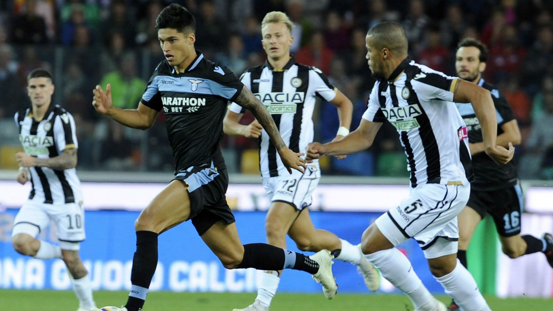 Correa Troost Ekong Udinese Lazio