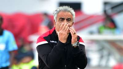 Wydad Casablanca Faouzi Benzarti, March 2019