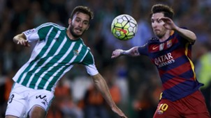 Pezzeella Betis Barcelona Lionel Messi
