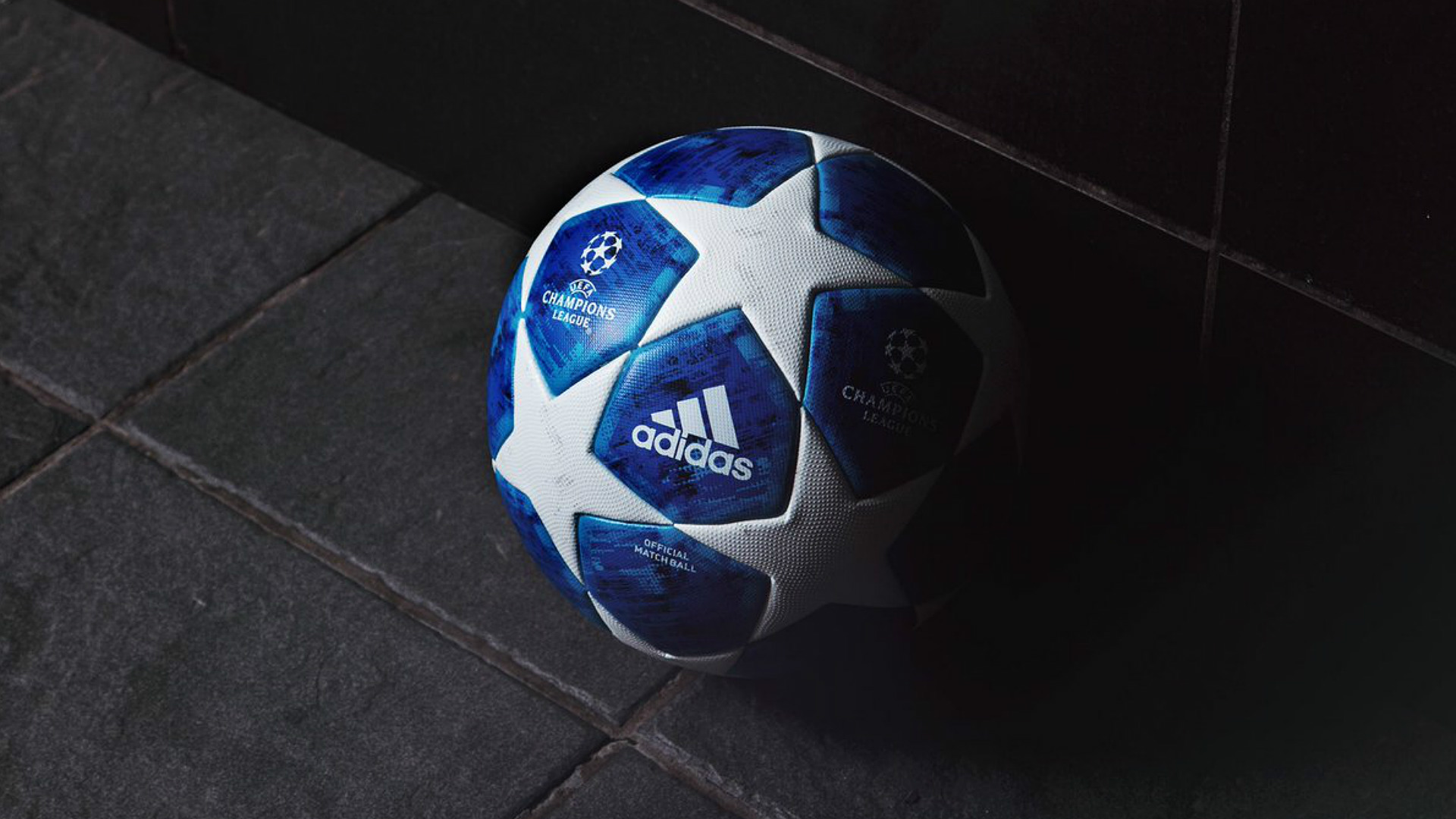 UCL ball 18-19