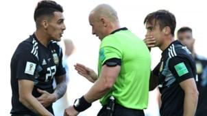 Cristian Pavon Argentina Islandia Iceland World Cup 16062018