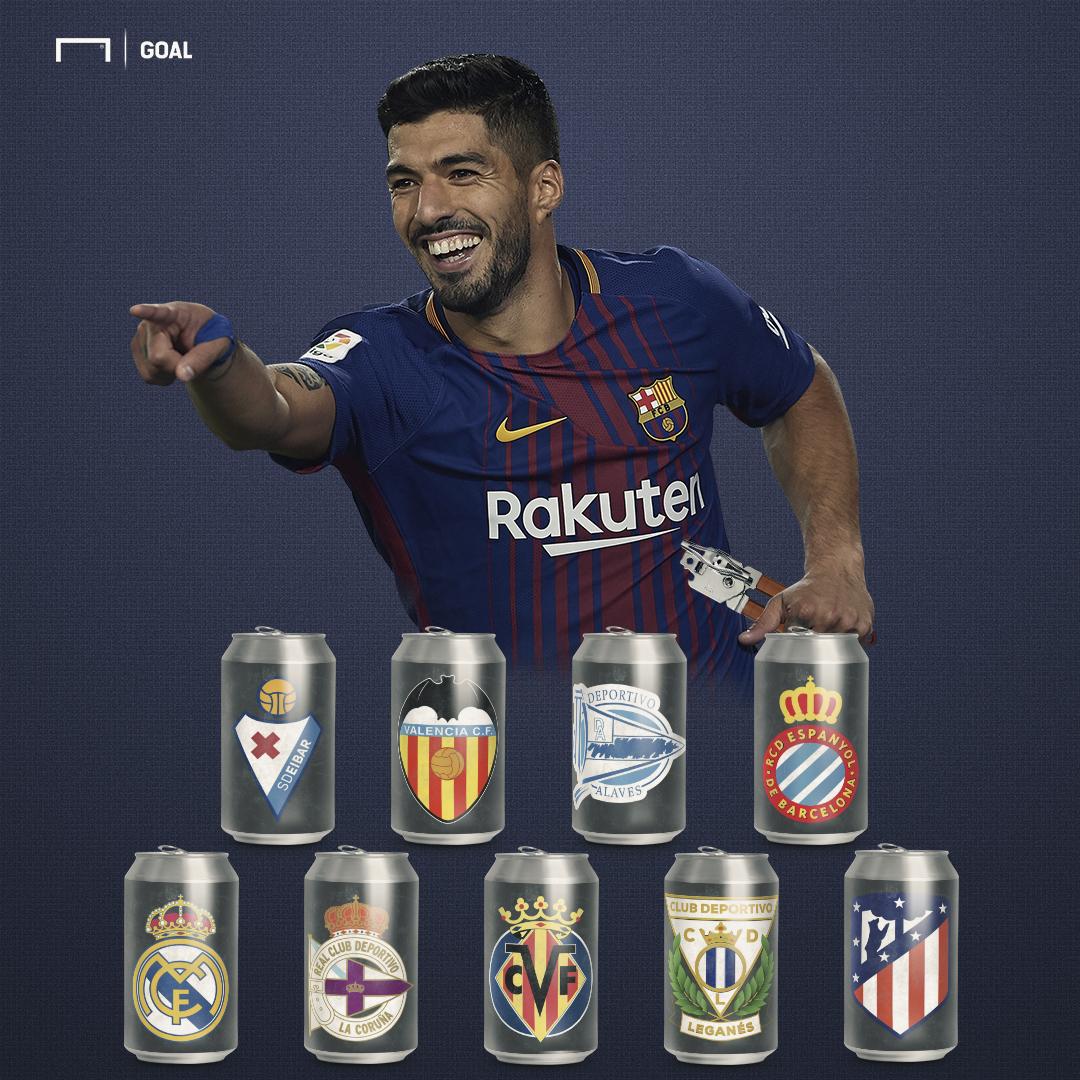 La Liga: Eibar-Barcelona, en vivo y online