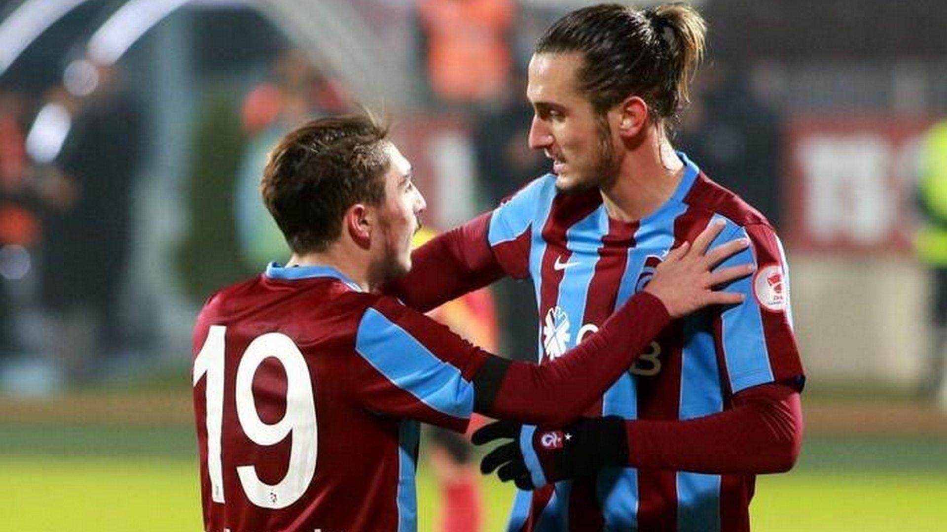 Abdulkadir Omur Yusuf Yazici Trabzonspor