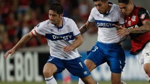 Cristian Alvarez Universidad Catolica Flamengo Copa Libertadores 03052017