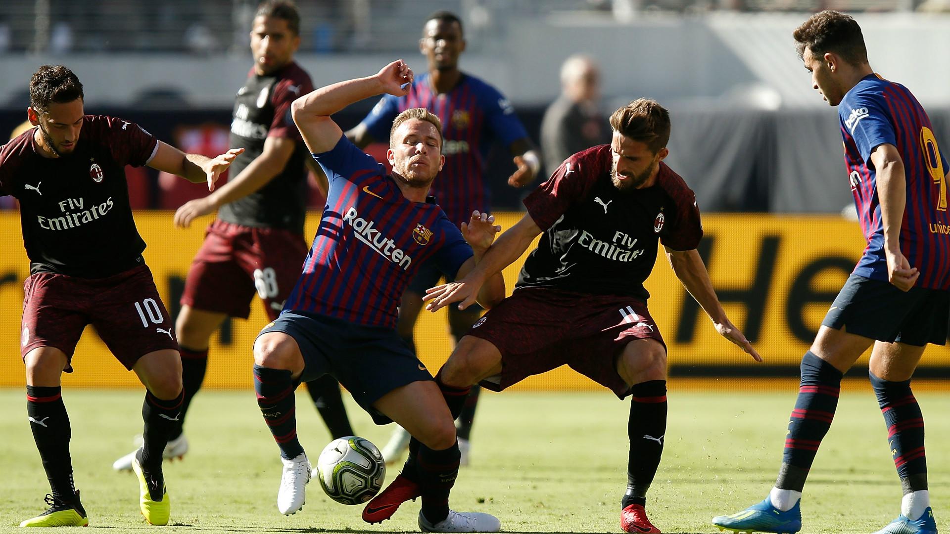 Arthur Milan Barcelona ICC 2018