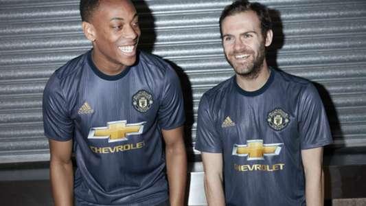Manchester United Third Kit 2018-19