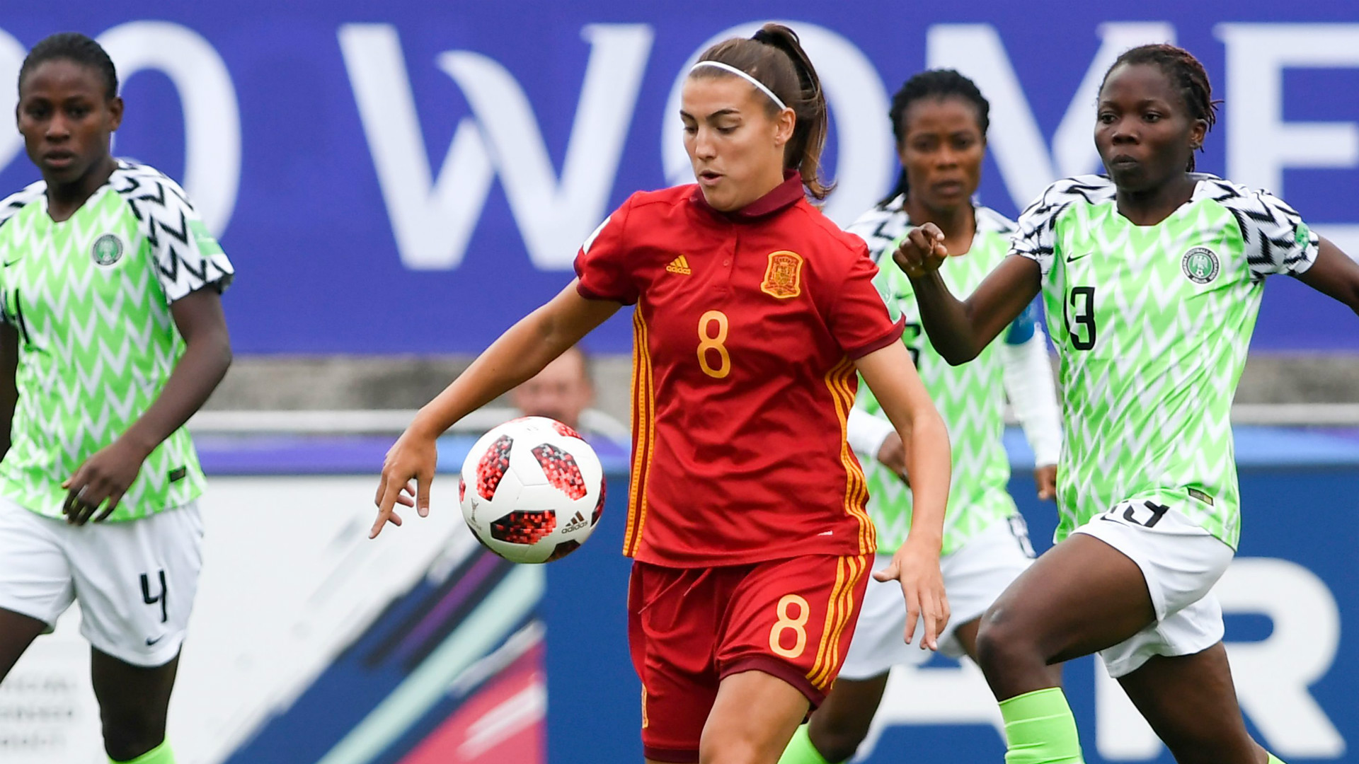 Patri Guijarro Spain Women NT