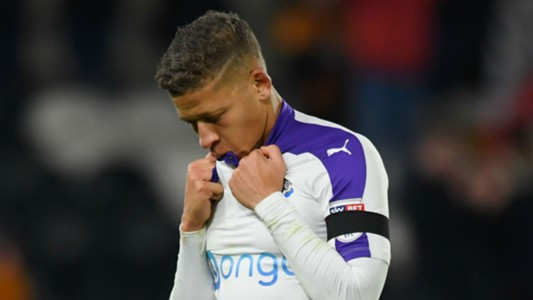 Dwight Gayle Newcastle United 29112016