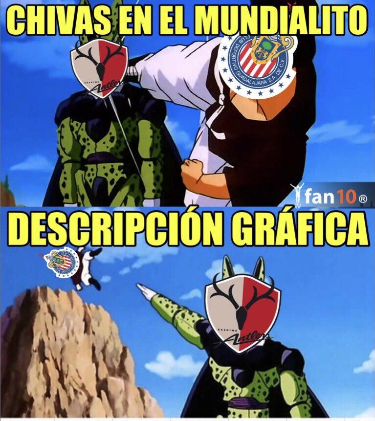 Memes Chivas Kashima