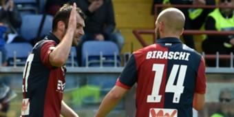 Goran Pandev Genoa Inter