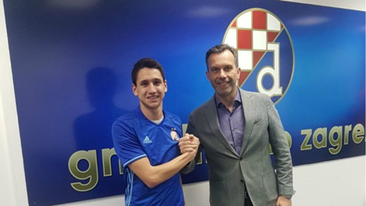 Luka Menalo Dinamo