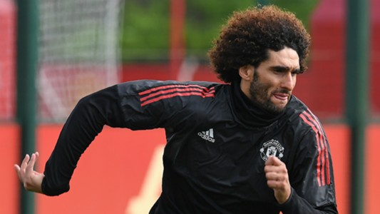 Marouane Fellaini Man Utd 2017