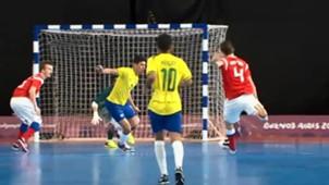 captura gol en contra russia brazil