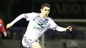 Seb Pasquali Hume City v Melbourne Victory FFA Cup 24082016