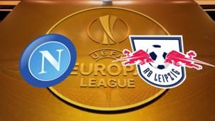 Napoli Leipzig Aufstellung UEFA Europa League 15 02 2018