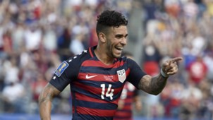Dom Dwyer USA Gold Cup