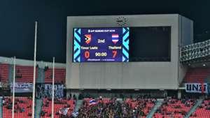 Timor-Leste vs Thailand, AFF Championship, 09112018
