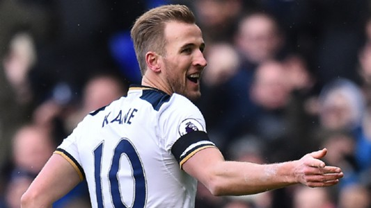 Harry Kane Tottenham West Brom