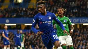 Callum Hudson-Odoi Chelsea Brighton Premier League 03042019