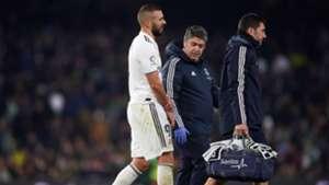 Karim Benzema Betis Real Madrid LaLiga 13012019