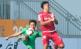 Hong Kong Premier league, Southern 1:0 won over Tai Po.