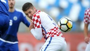 croatia U21 san marino - duje caleta car - 08112017