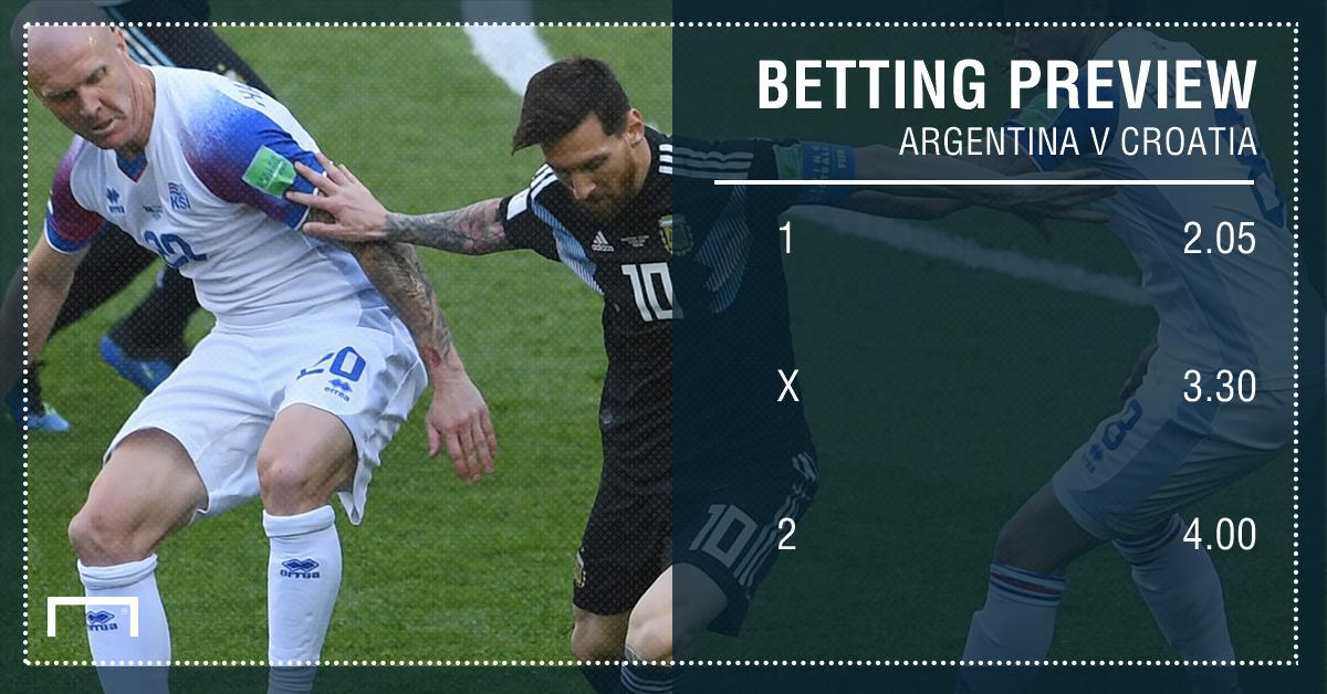 Argentina Croatia PS