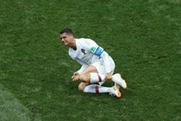 Cristiano Ronaldo Portugal Marruecos Mundial