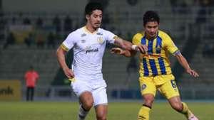 Brendan Gan, Pahang v Perak, Malaysia Super League, 19 May 2019