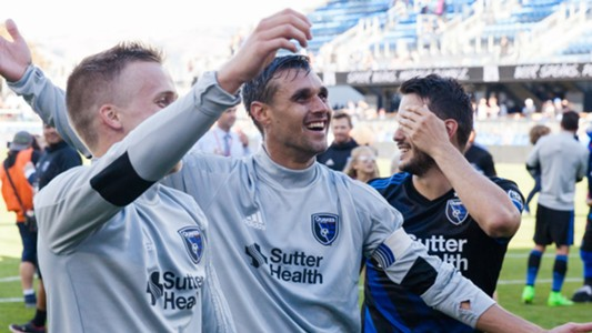 Chirs Wondolowski San Jose Earthquakes MLS