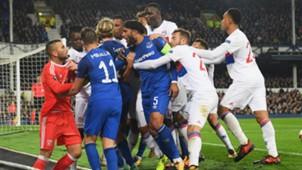 2017-10-20 Everton Ashley Williams Lyon