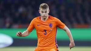 Matthijs de Ligt, Netherlands - England, 03232018