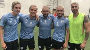 Jugadores rubios Querétaro