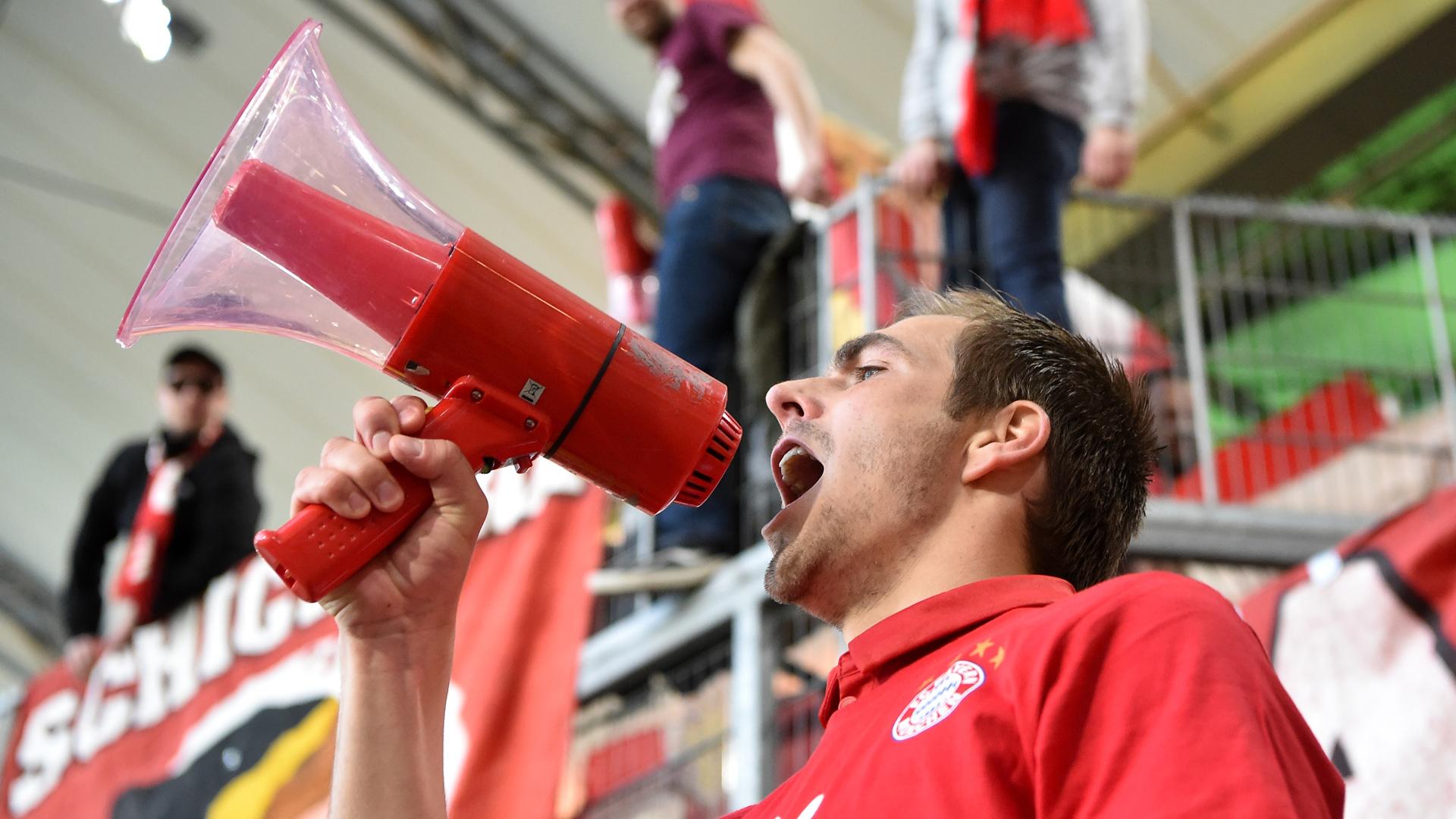 Philipp Lahm, Bayern Wolfsburg, 29042017