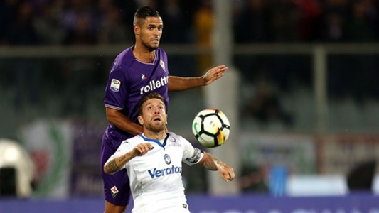 Vincent Laurini Alejandro Papu Gomez Fiorentina Atalanta