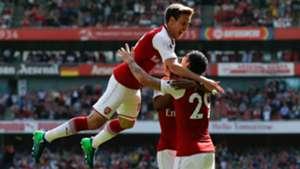 Arsenal West Ham Premier League