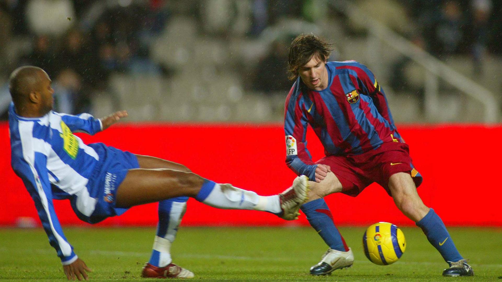 Lionel Messi Barcelona 2006