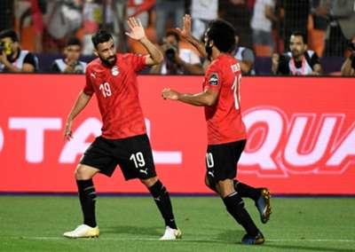 مصر - الكونغو - صلاح - السعيد