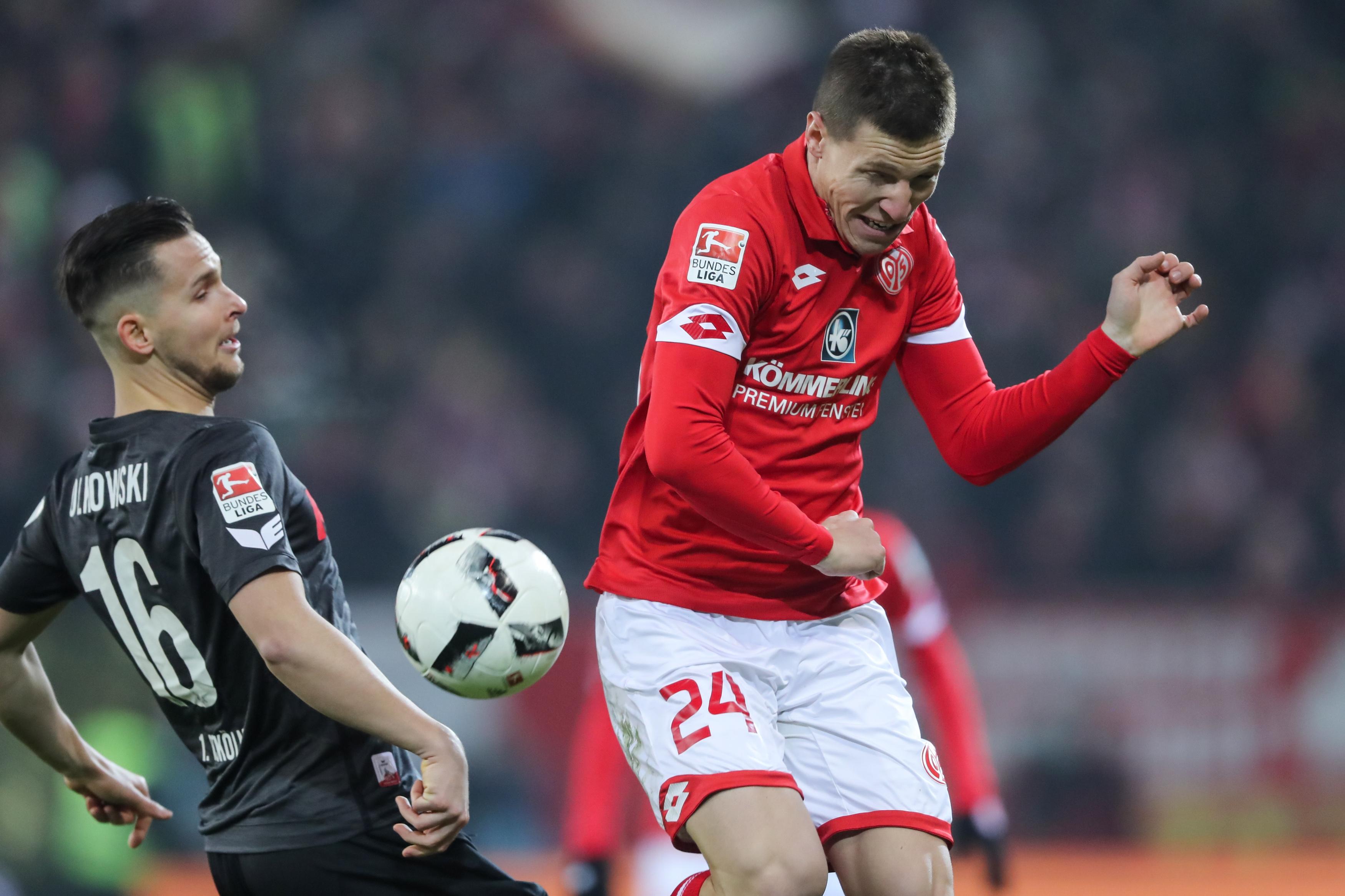 SC Freiburg leiht Gaetan Bussman von Mainz 05 aus