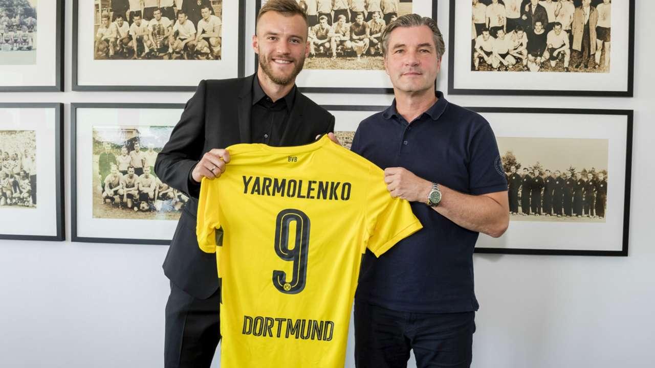Yarmolenko, Shevchenko & Rekor Penjualan Dynamo Kiev