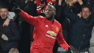 Romelu Lukaku Manchester United FA Cup