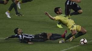 Rodrigo Pimpão Ciro Rius Botafogo Defensay Justicia Copa Sudamericana 06022019