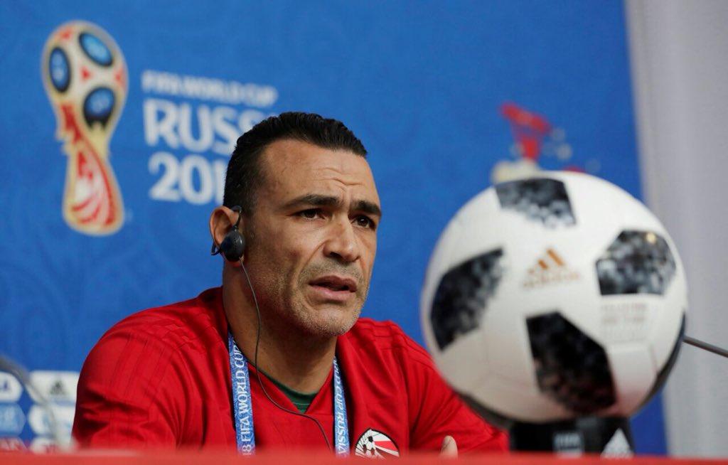 39fd574945 Goleiro do Egito pode se tornar o mais velho a disputar uma Copa do ...
