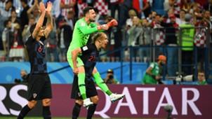 Kroatien Vida Lovren Subasic 21062018