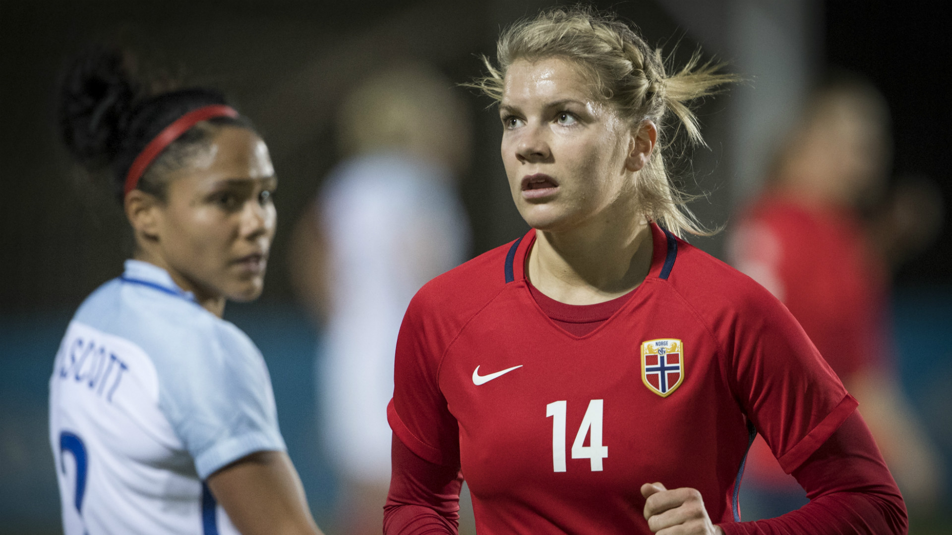 Ada Hegerberg Norway