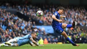 2017-05-13 Manchester City Leicester okazaki
