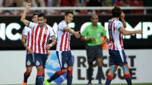 Orbelin Pineda Chivas Toronto FC CONCACAF Champions League
